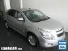 Foto Chevrolet Cobalt Prata 2013/2014 Á/G em Goiânia