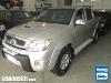 Foto Toyota Hilux C.Dupla Prata 2005/2006 Diesel em...