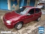 Foto Chevrolet Corsa Hatch Vermelho 2000/ Gasolina...