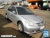 Foto Honda Civic Prata 2004/ Gasolina em Goiânia