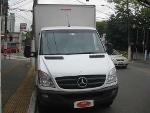 Foto Mb Sprinter 311 Cdi Street Branca Com Bau 2014