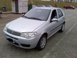 Foto Fiat palio 2005 prata