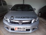 Foto Honda civic 2.0 LXR AT 4P 2013/2014 Flex PRATA