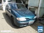 Foto Renault Megane Hatch Verde 1996/ Gasolina em...