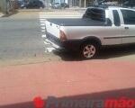 Foto Fiat - Pickup Branca Cab. Estendida 2001 ótimo...