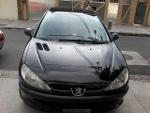 Foto Peugeot 206 ano 2007 preto muito lindo 2007