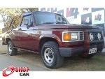 Foto GM - Chevrolet D20 Conquest 4.0TD 92/ Vermelha