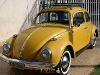 Foto Vw - Volkswagen Fusca Original 1974 - Amarelo...