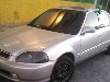 Foto Honda Civic Ex 1.6 16v 1996 Prata Automático C/...