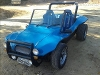 Foto Bugway buggy 1.6 luxo gasolina manual 1974/