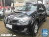 Foto Toyota Hilux SW4 Preto 2013/2014 Diesel em...