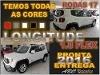Foto Jeep Renegade Longitude 1.8 Automatico Rodas 17...