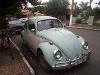 Foto Vw Volkswagen Fusquinha 1968 1965