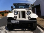 Foto Ford Jeep CJ-5 Branco 1978