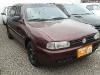 Foto Volkswagen Gol 4p 1999 Gasolina VERMELHA