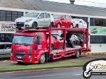 Foto Ford CARGO 1319 - Usado - Vermelha - 2013 - R$...