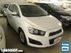 Foto Chevrolet Sonic Hatch Branco 2012/2013 Á/G em...