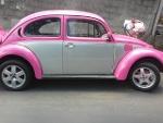 Foto Vw Volkswagen Fusca lindao todo reformado 1981