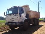 Foto Ford caçamba 2628 e cargo 2628 e 6x4 branco