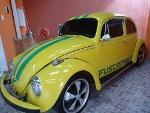 Foto Fusca - Fuscamaro Amarelo