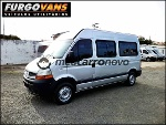 Foto Renault master minibus l2h2 2.5DCI 16V(16LUG)...