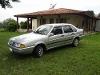 Foto Volkswagen Santana Motor 2.0 1996 Prata 5 Portas