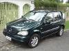 Foto Mercedes-benz ml 430 4.3 4x4 v8 gasolina 4p...
