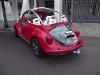 Foto Fusca Conversível Vermelho Ferrari