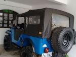 Foto Vendo jeep com gaiola