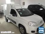 Foto Fiat Fiorino Furgão Branco 2014/ Á/G em Goiânia