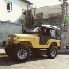 Foto Vendo jeep willys 1976