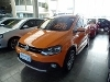 Foto Volkswagen Crossfox Laranja 2013
