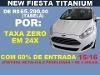 Foto Ford Fiesta Titanium Hatch 1.6 16V Branco...
