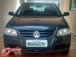 Foto VW - Volkswagen Gol City 1.0 G4 4p. 09/10 Cinza