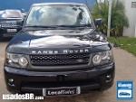 Foto Land Rover Range Rover Preto 2010/ Gasolina em...