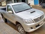 Foto Toyota Hilux Cabine Simples D4 D 4X4 3.0 Tdi...