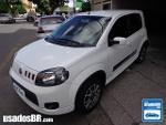 Foto Fiat Uno Branco 2014 Á/G em Goiânia