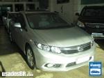 Foto Honda Civic Prata 2012/2013 Á/G em Goiânia