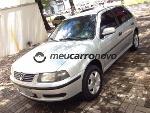 Foto Volkswagen gol 1.0MI PLUS 4P 2002/ Gasolina PRATA