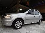 Foto Renault logan – 1.0 authentique 16v flex 4p...