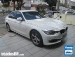 Foto BMW 320i Branco 2013/ Gasolina em Goiânia