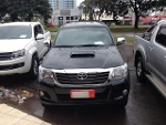 Foto Toyota Hilux SR Automatica 12 2014