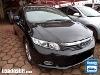 Foto Honda Civic (New) Preto 2012/2013 Á/G em Brasília