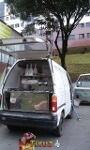 Foto Asia Motors Towner pronta para trabalho - 1997