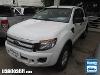 Foto Ford Ranger C.Dupla Branco 2014/2015 Diesel em...