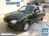 Foto Ford Fiesta Hatch Verde 2001 Gasolina em Goiânia
