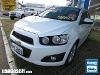 Foto Chevrolet Sonic Sedan Branco 2013/2014 Á/G em...