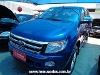 Foto FORD RANGER Azul 2013 Gasolina e álcool em...