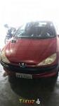 Foto Peugeot 206 Vermelho - Muito Econômico -...