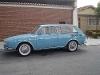 Foto Volkswagem Variant 1973 Azul Motor 1600 Original
